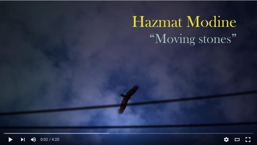 Hazmat Modine – Moving stones – Video
