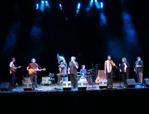 Hazmat Modine Anniversary Tour