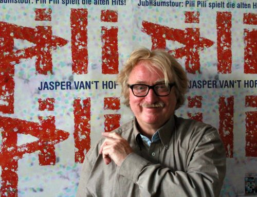 Jasper van't Hof – Pili Pili
